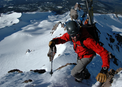 Climb Casaval Ridge