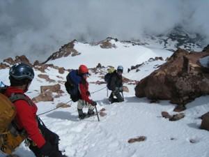 Hotlum-Bolam Route Mt. Shasta