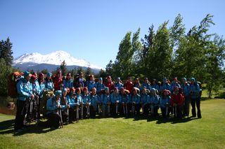 BCF Climb Team
