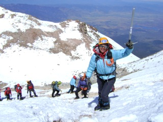 guided mount shasta summit climbs