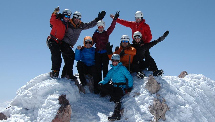 Mt. Shasta Summit!