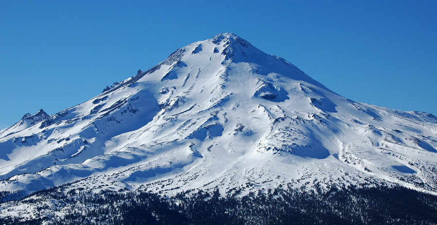 Mt. Shasta East Side