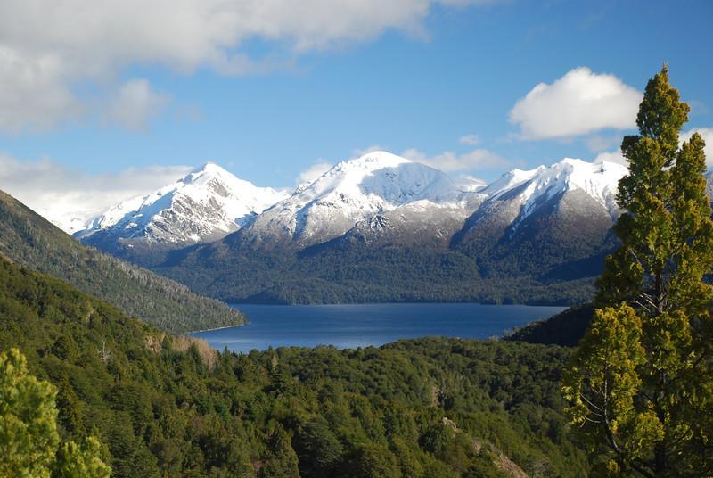 Chile Volcano Ski