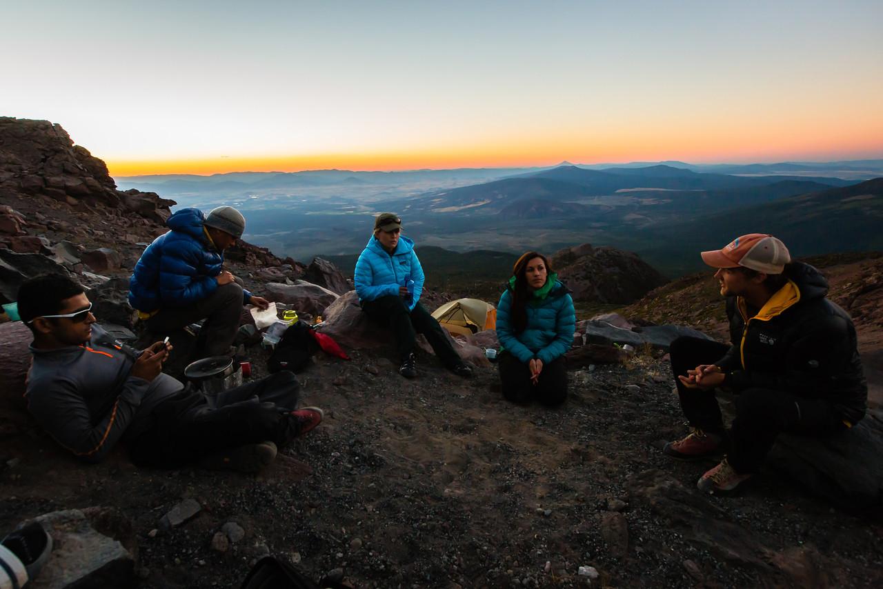 Shasta Basecamp