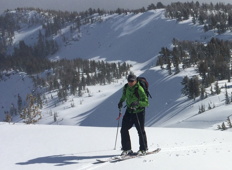 Jonas Tarlan Three Sisters Wilderness