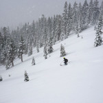 Mt. Shasta early winter conditions report