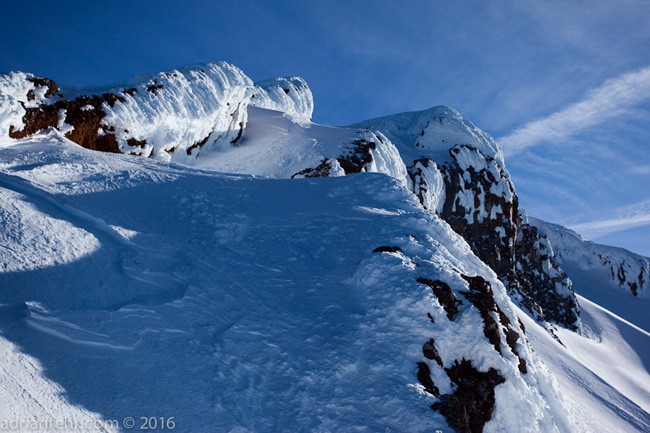 Casaval Ridge Mt. Shasta ph: Adrian Fehr