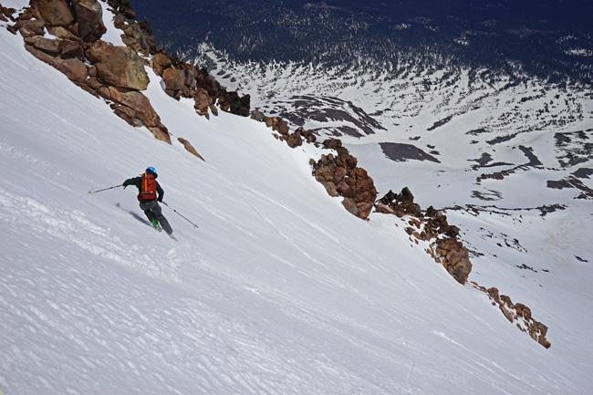 Hot Tune ski Mt. Shasta, CA
