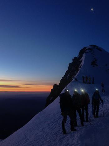 Thumb Rock sunrise photo: Cobi Krumholz