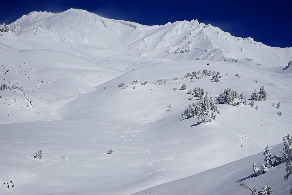 Mt. Shasta Avalanche Gulch 10.18.16